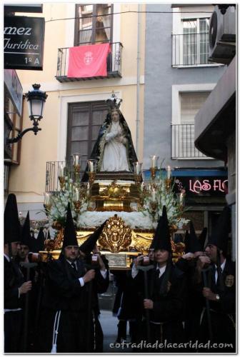 011 Procesión Sábado Santo 2013