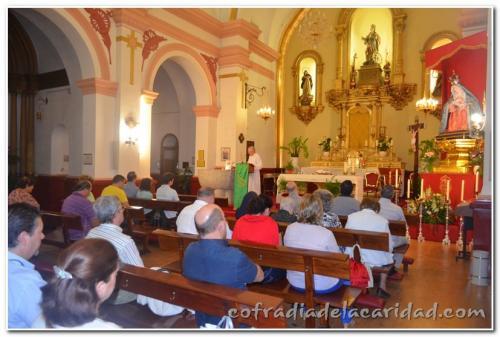 011 Rosario de la Aurora y Misa de Alba 2013