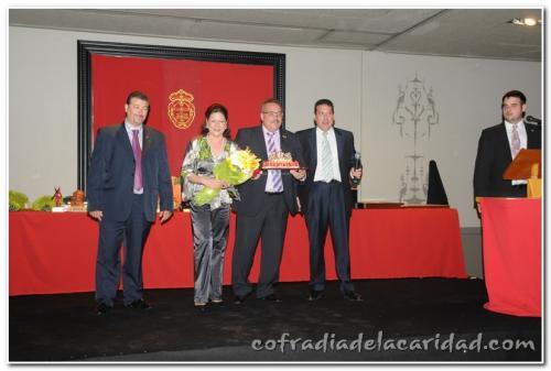 012 Gran Cena Nazarena XX Aniversario 2013