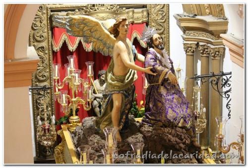 012 Misas difuntos, Convocatoria y Pasos 2013