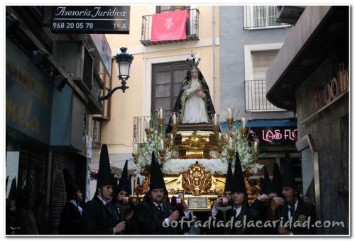 012 Procesión Sábado Santo 2013