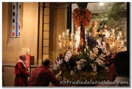 012 Procesión Sabado Pasión 2013