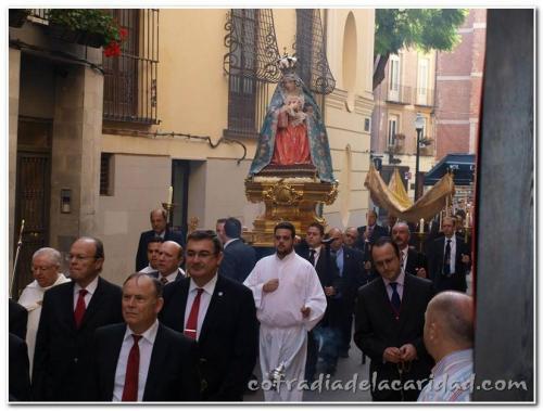 012 Rosario Publico y Eucaristia 2013