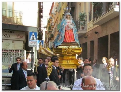 013 Rosario Publico y Eucaristia 2013
