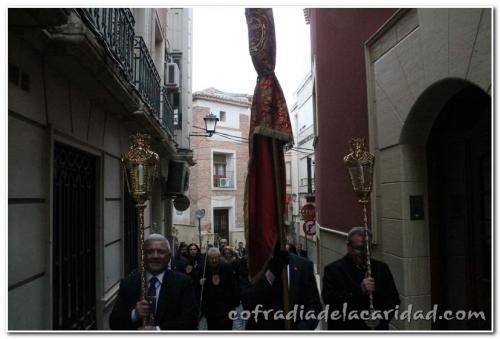 014 Hermanamiento Nazareno en Mula 2013