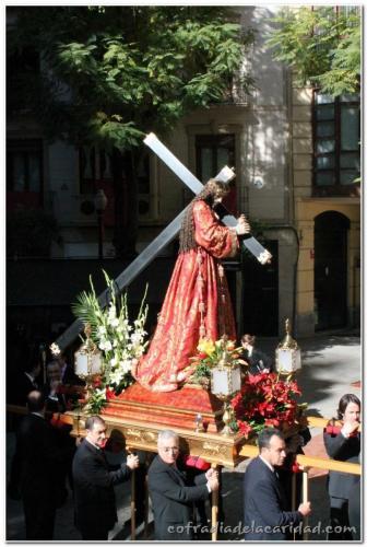 014 Hermanamiento Nazareno en Murcia 2013