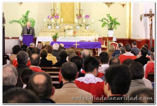 014 Misas difuntos, Convocatoria y Pasos 2013
