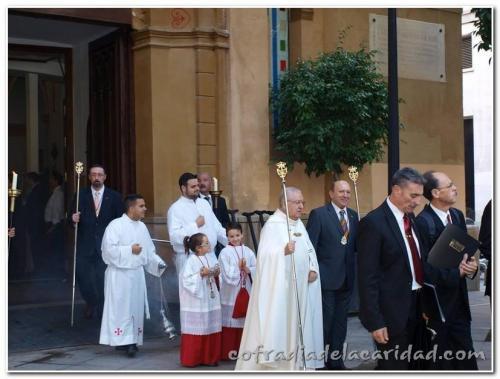 014 Rosario Publico y Eucaristia 2013