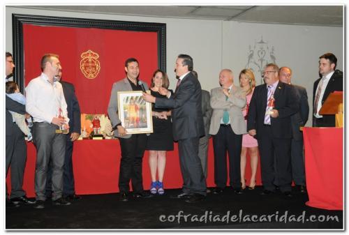015 Gran Cena Nazarena XX Aniversario 2013