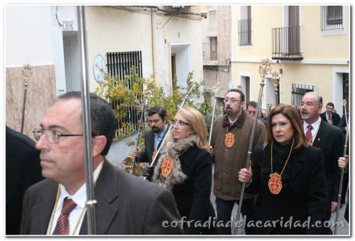 016 Hermanamiento Nazareno en Mula 2013