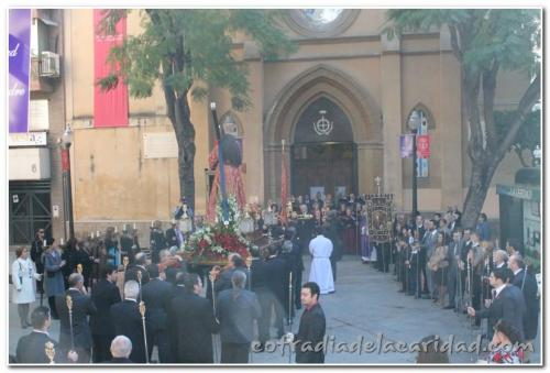 016 Hermanamiento Nazareno en Murcia 2013