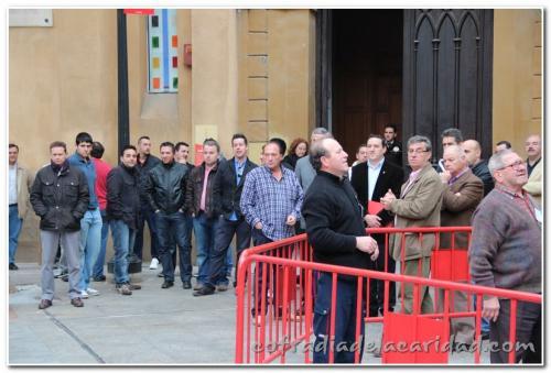 016 Misa Difuntos y Convocatoria 2012