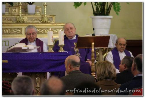 016 Misas difuntos, Convocatoria y Pasos 2013