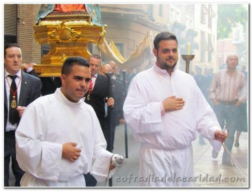 016 Rosario Publico y Eucaristia 2013