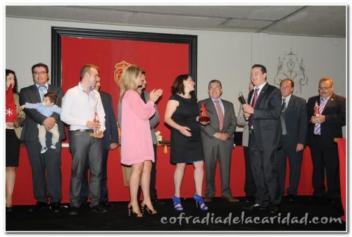 017 Gran Cena Nazarena XX Aniversario 2013