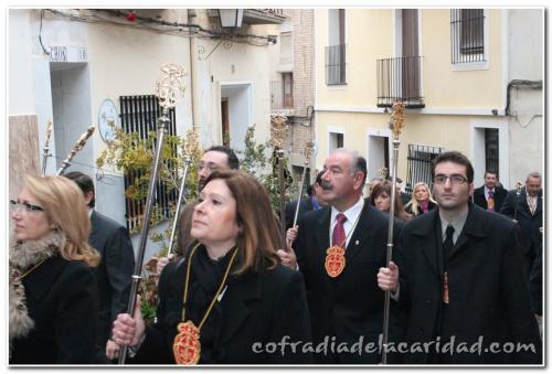 017 Hermanamiento Nazareno en Mula 2013