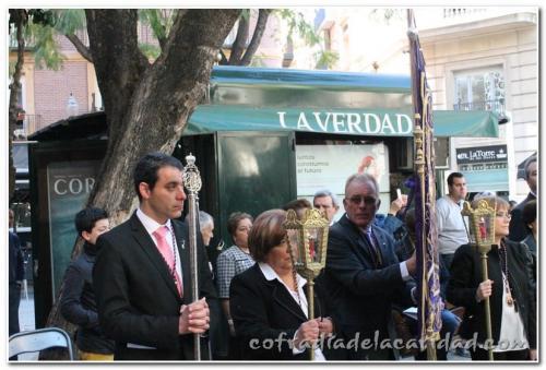 017 Hermanamiento Nazareno en Murcia 2013