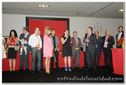 018 Gran Cena Nazarena XX Aniversario 2013