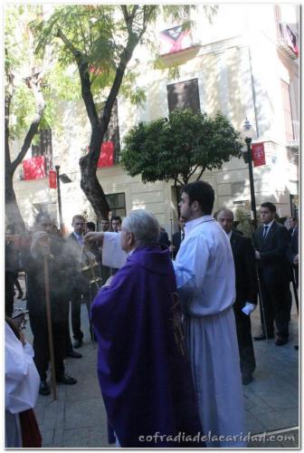 018 Hermanamiento Nazareno en Murcia 2013