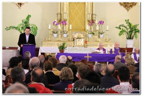 018 Misas difuntos, Convocatoria y Pasos 2013