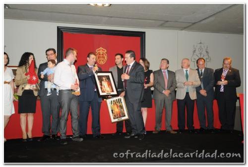 019 Gran Cena Nazarena XX Aniversario 2013