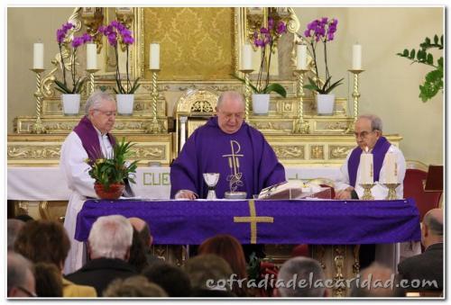 019 Misas difuntos, Convocatoria y Pasos 2013