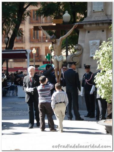 01 Traslado San Nicolás Cristo Caridad - Policia local 2007
