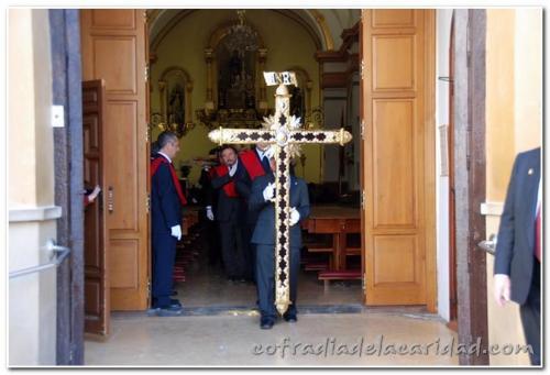 01 Via Crucis y Quinario 2011