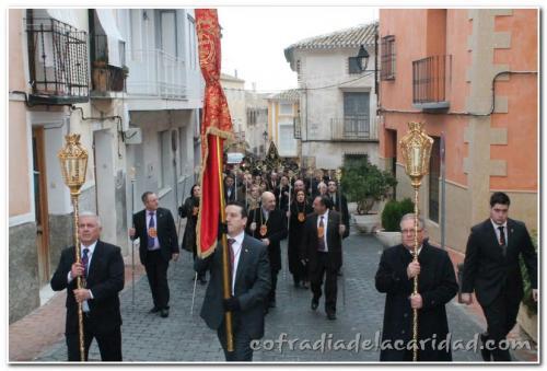 020 Hermanamiento Nazareno en Mula 2013