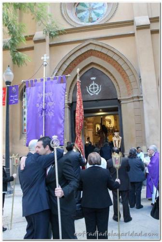 022 Hermanamiento Nazareno en Murcia 2013