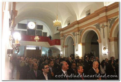 023 Hermanamiento Nazareno en Murcia 2013