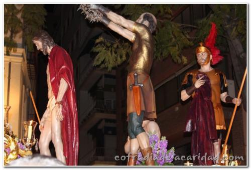 023 Procesión Sabado Pasión 2013