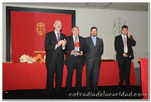 024 Gran Cena Nazarena XX Aniversario 2013
