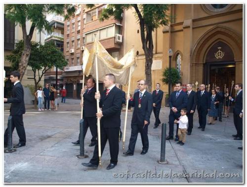 025 Rosario Publico y Eucaristia 2013