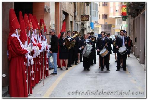 026 Misas difuntos, Convocatoria y Pasos 2013