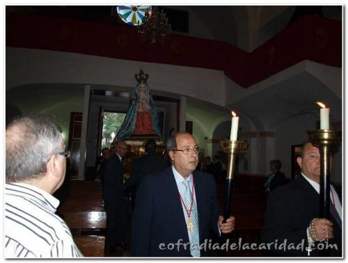 026 Rosario Publico y Eucaristia 2013
