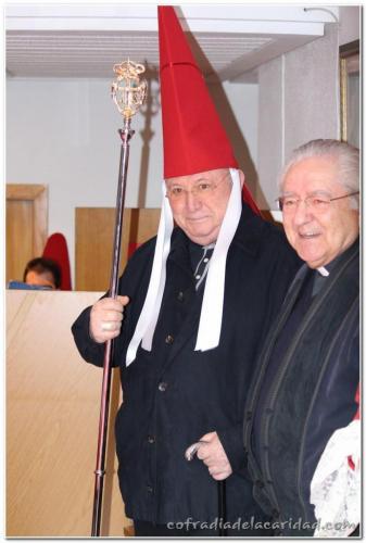 027 Misas difuntos, Convocatoria y Pasos 2013
