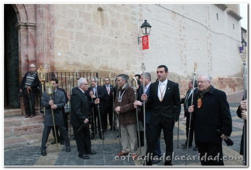 029 Hermanamiento Nazareno en Mula 2013