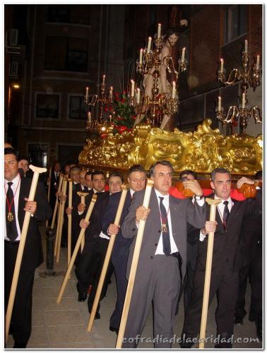 02 Traslado Estreno La Flagelación 2007