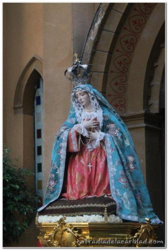 030 Rosario Publico y Eucaristia 2013