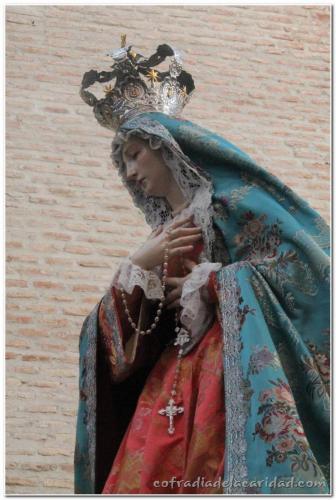 19 Rosario Público y Eucaristía (27 octubre 2013)