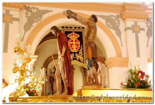 03 Bendición Coronación y Cena 2009