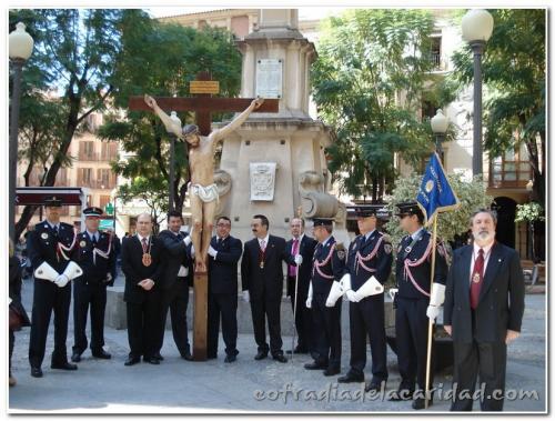 03 Traslado San Nicolás Cristo Caridad - Policia local 2007