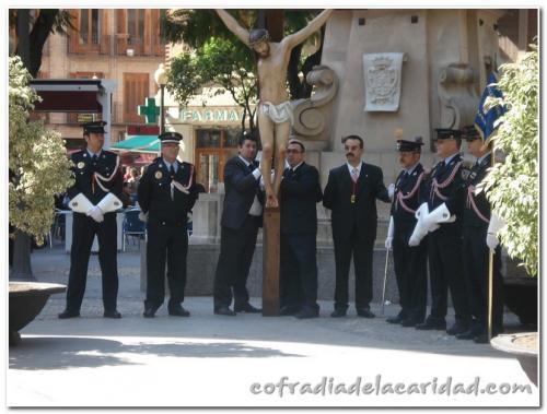 04 Traslado San Nicolás Cristo Caridad - Policia local 2007