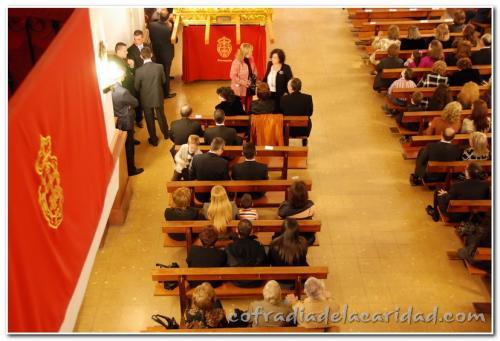 05 Bendición Coronación y Cena 2009