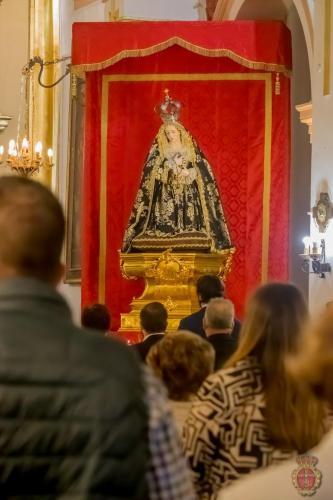 05 Eucaristia solemne Rosario (25 octubre 2020)