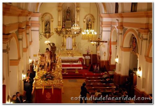 06 Bendición Coronación y Cena 2009