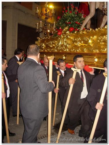06 Traslado Estreno La Flagelación 2007