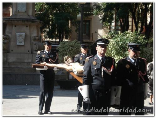 06 Traslado San Nicolás Cristo Caridad - Policia local 2007