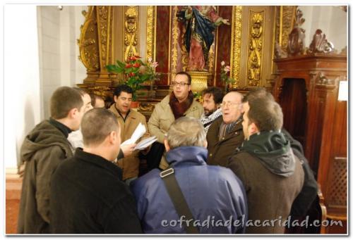 06 Vía Crucis y Quinario 2010